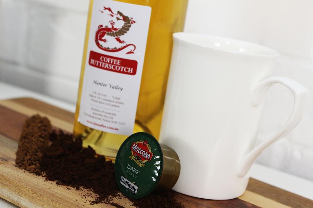 coffee butterscotch
